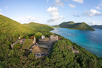 Annaberg Ruins and Mary Creek<br /> Virgin Islands National Park<br /> St. John<br /> U.S. Virgin Islands