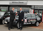 Seat Sponsored Car for the Welsh Cycling Union
