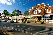 Historic Makawao Town In Upcountry, Maui, Hawaii