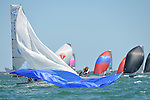 2015 - I14 WORLDS - RACE 4 - GEELONG - VICTORIA - AUSTRALIA