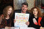09-22-13 Broadway Cares - Judith Light, Jan Maxwell, Robert Cuccioli, Bryan Batt
