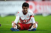 FUSSBALL   1. BUNDESLIGA   SAISON 2011/2012    14. SPIELTAG SV Werder Bremen - VfB Stuttgart       27.11.2011 Serdar TASCI (Stuttgart) ist enttaeuscht