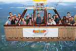 20110216 FEBRUARY 16 Cairns Hot Air Ballooning