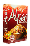 Box of Alpen Muesli Breakfast Cereal