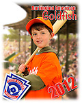 2012 Burlington American Goldfish