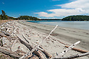 Beach at Indian Cove, Shaw Island County Park, San Juan Islands, Washington.