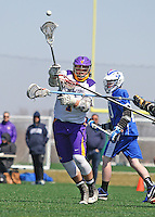 Boys Varsity Lacrosse vs. Columbus North 4-4-15