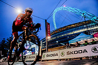 Picture by Alex Whitehead/SWpix.com - 16/05/2017 - Cycling - Tour Series Round 4, Wembley -