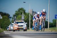 TTT World Championships 2012.Limburg