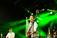 Frank Turner @Open Flair Festival 2011 in Eschwege / Germany