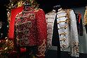 May 12, 2010 - Tokyo, Japan - King of Pop's 'Victory-Era Jacket' are on display at the 'Michael Jackson - The official Lifetime Collection' exhibition, in a hall at the foot of Tokyo Tower, Tokyo, Japan, on May 12, 2010. More than 280 items of Michael Jackson memorabilia including crystal-studded gloves and favorite 1967 Rolls Royce are on display until July 4.  (c) MICHAEL JACKSON ESTATE.