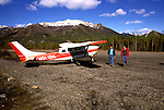 AK: Alaska Denali National Park, Sightseeing by Air, Flight Seeing.Photo Copyright: Lee Foster, lee@fostertravel.com, www.fostertravel.com, (510) 549-2202.Image: akdena229