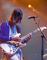 Tame Impala performing at Hisense Arena, Melbourne as part of the Raise the Alarm tour - 15 May 2009