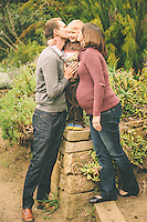 Stortz Family Photosession | San Francisco Botanical Garden