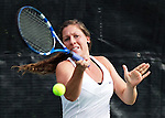 Tennis play at the Arizona Open at the Village Tennis Club in Phoenix, AZ on September 12, 2010...Womens singles final