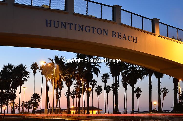 Stock photo Rights Managed Huntington Beach