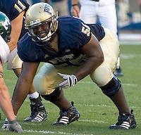 Pittsburgh linebacker from September 1, 2007.