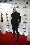New York Knicks Tyson Chandler Attends the Grand Re-Opening of Jay-Z's 40/40 Club, NY   1/18/12