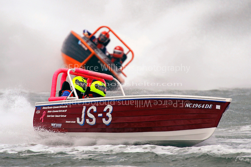 "JS-3 ""Making Memories""  and JS-22  (Jersey Speed Skiff(s)"