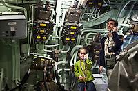 Cherbourg Cité de la Mer  Museo dedicato al mare Visita del sottomarino nucleare francese lanciamissili Le Redoutable, varato nel 1967 e disarmato nel 1991 museum dedicated to the sea Visit of the French nuclear submarine Le Redoutable , launched in 1967 and disarmed in 1991.
