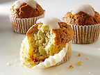 Lemon muffin food photos