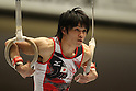 Kohei Uchimura (JPN), NOVEMBER 27, 2011 - Artistic Gymnastics : FIG ART World Cup 2011 Tokyo Men's Individual All-Around Rings at Ryogoku Kokugikan, Tokyo, Japan. (Photo by YUTAKA/AFLO SPORT) [1040]