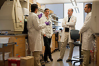 WSJ - Dr. Dan Barouch and lab