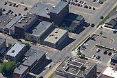 Downtown Marquette, Upper Peninsula of Michigan.