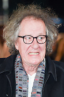 LONDON, UK. October 19, 2016: Geoffrey Rush at the premiere of &quot;The Light Between Oceans&quot; at the Curzon Mayfair, London.<br /> Picture: Steve Vas/Featureflash/SilverHub 0208 004 5359/ 07711 972644 Editors@silverhubmedia.com