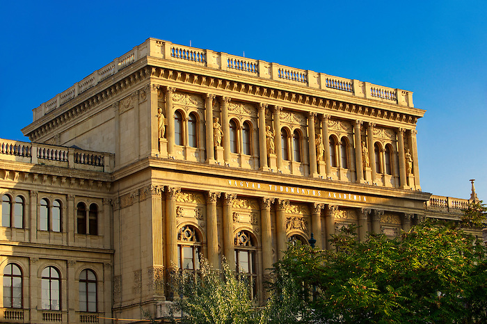 Hungarian Academy of Sciences (Magyar Tudományos Akadémia, MTA), Budapest, Hungary