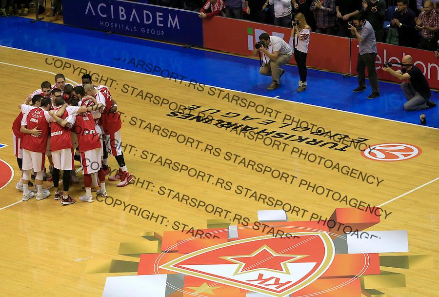 Kosarka Euroleague season 2015-2016<br /> Euroleague <br /> Crvena Zvezda v Real Madrid<br /> Beograd, 27.11.2015.<br /> foto: Srdjan Stevanovic/Starsportphoto &copy;
