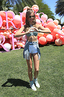INDIO, CA - April 14: Martha Hunt, Josephine Skriver, At Victoria's Secret Launch &quot;Sexy Little Things&quot; At Coachella Valley  In California on April 14, 2017. <br /> CAP/MPI/FS<br /> &copy;FS/MPI/Capital Pictures