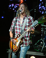 FORT LAUDERDALE, FL - SEPTEMBER 22: Brett Scallions of Fuel performs at The Culture Room on September 22, 2016 in Fort Lauderdale, Florida. Credit: mpi04/MediaPunch