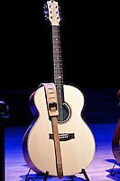 One of Tommy Emmanuel's Maton guitars