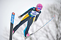 Hendrickson Sarah (USA),.MARCH 3, 2012 - Ski Jumping : FIS Ski Jumping World Cup Ladies in Zao, Individual the 11th Competition HS100 at Jumping Hills Zao,Yamagata ,Japan. (Photo by Jun Tsukida/AFLO SPORT) [0003]