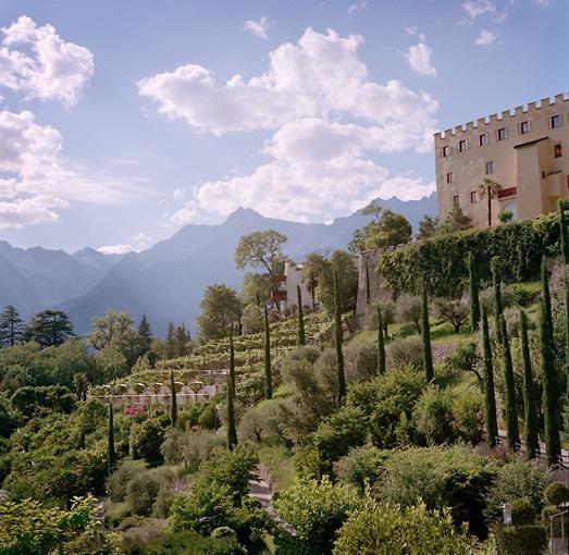 Trauttmansdorff Castle, Merano, ITALY