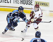 Mike Banwell (Maine - 4), Paul Carey (BC - 22) - The Boston College Eagles defeated the visiting University of Maine Black Bears 4-0 on Friday, November 19, 2010, at Conte Forum in Chestnut Hill, Massachusetts.