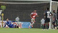 Independiente Santa Fe vs. Atletico Junior, 30-10-2014. Semifinal CP 2014