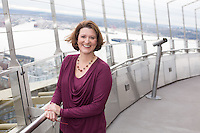 Karen Olson, VP of Marketing, Space Needle, Seattle