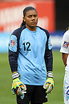 20 October 2014: Alicia Navas (GUA). The Trinidad & Tobago Women's National Team played the Guatemala Women's National Team at RFK Memorial Stadium in Washington, DC in a 2014 CONCACAF Women's Championship Group A game, which serves as a qualifying tournament for the 2015 FIFA Women's World Cup in Canada. Trinidad and Tobago won the game 2-1 to secure advancement to the semifinals.