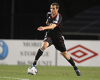 Conor Shanosky#17 of D.C. United during a second round match of the Carolina Challenge against the Chicago Fire on March 9 2011 at Blackbaud Stadium, in Charleston, South Carolina. D.C. United won 1-0.