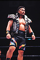 Kensuke Sasaki, AUGUST 2, 1996 - Pro-Wrestling :  Kensuke Sasaki is senn during the New Japan Pro Wrestling event in Japan. (Photo by Yukio Hiraku/AFLO)