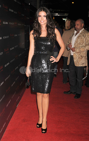 """Katie Lee Joel at the Screening of """"Filth and Wisdom"""" hosted by The Cinema Society and Dolce and Gabbana. Landmark Sunshine Theatre, New York City. October 13, 2008.. Credit: Dennis Van Tine/MediaPunch"""