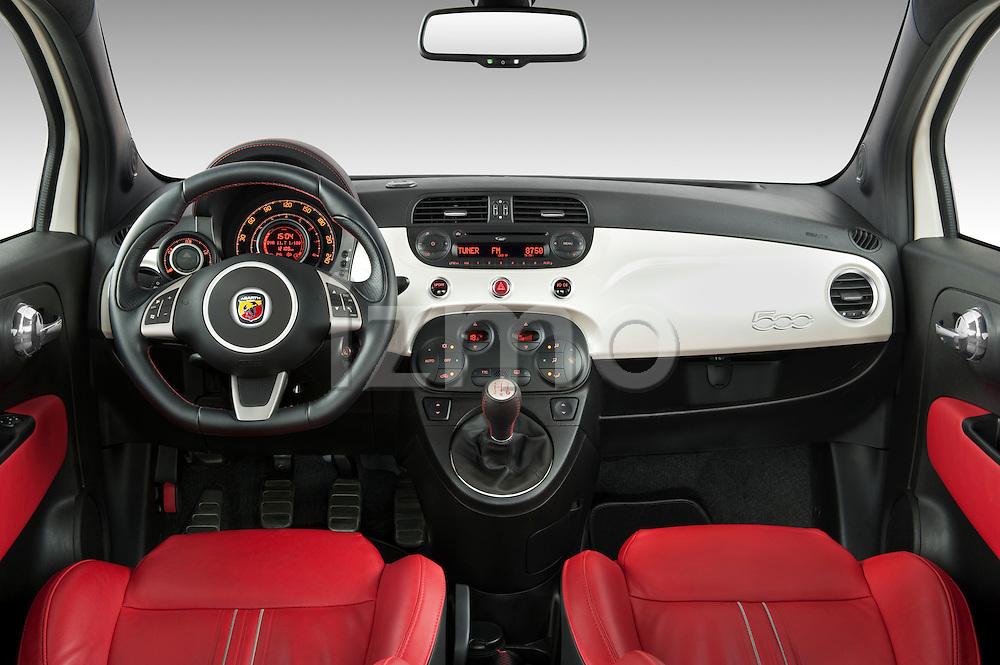 2009 Fiat 500 Abarth 3 Door Hatchback Izmostock