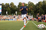 20 August 2014: Syndney Leroux (USA). The United States Women's National Team played the Switzerland Women's National Team at WakeMed Stadium in Cary, North Carolina in an women's international friendly soccer game. The United States won the match 4-1.