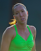 Jelena JANKOVIC (SRB) against Samantha STOSUR (AUS) in the third round of the women's singles. Sam Stosur beat Jelena Janovic 6-1 7-6..International Tennis - 2010 ATP World Tour - Sony Ericsson Open - Crandon Park Tennis Center - Key Biscayne - Miami - Florida - USA - Mon 29th Mar 2010..© Frey - Amn Images, Level 1, Barry House, 20-22 Worple Road, London, SW19 4DH, UK .Tel - +44 20 8947 0100.Fax -+44 20 8947 0117