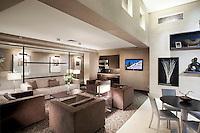 Sitting Area With Unique Furniture