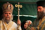 Ascension Day, Greek Orthodox ceremony