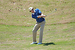 Oxford High's Sam Morrison in a high school golf tournament at Country Club of Oxford in Oxford, Miss. on Tuesday, April 5, 2011.