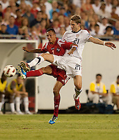11 June 2011: CONCACAF Gold Cup soccer match between USA and Panama at Raymond James Stadium in Tampa, Fl.